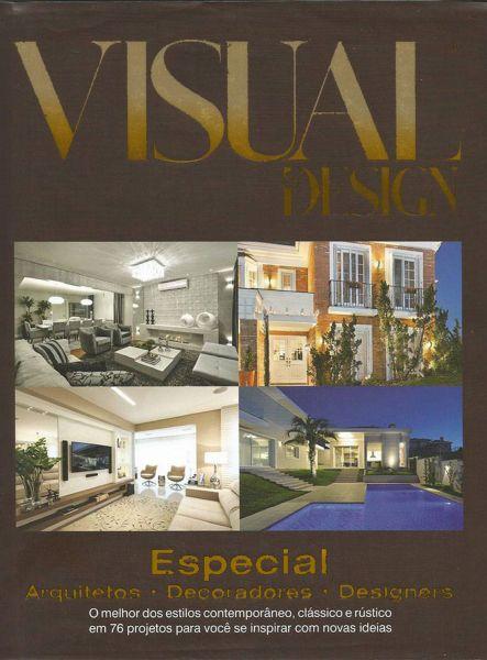 Capa Revista Visual Design