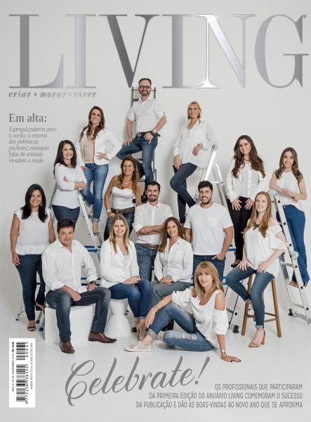 Revista Living 2016 Capa